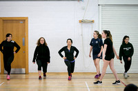 Maccabi GB - Community Netball, Kenton  13th March 2016